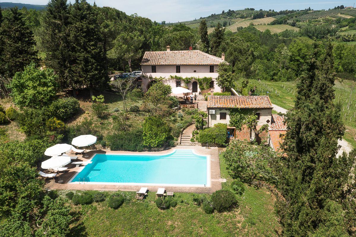 Vallebuia - San Gimignano